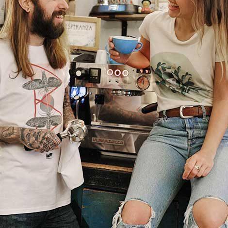 TEENTO Online Shop | T-shirt 100% Cotone Organico - homepage categoria artisti mariangela artese TEENTO è il tuo nuovo negozio online! | Scopri le nostre magliette da uomo, donna e bambino | Indossa le t-shirt che più ti appassionano! Wear The Passion!
