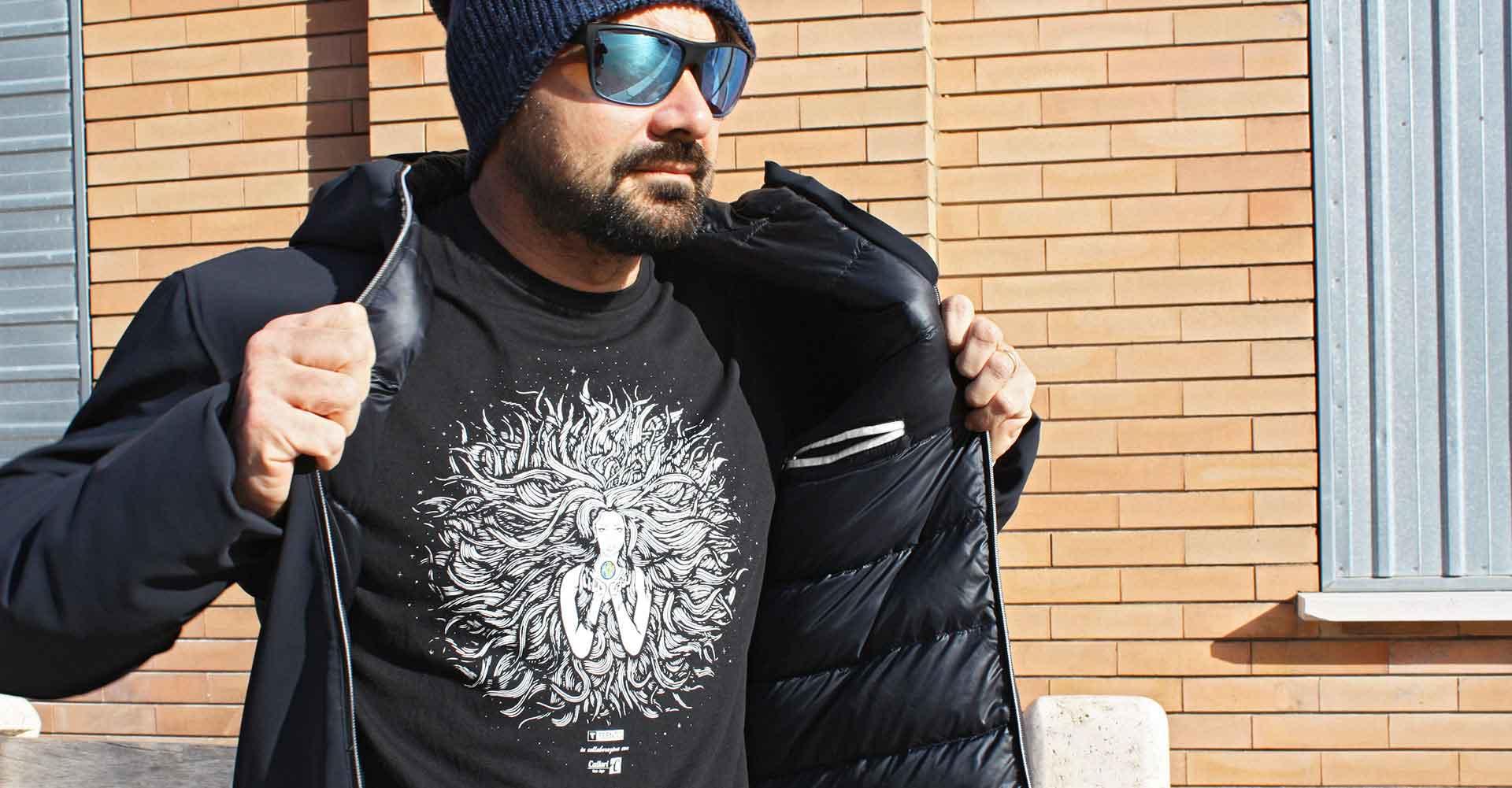 TEENTO Online Shop | T-shirt 100% Cotone Organico - homepage slide 6 TEENTO è il tuo nuovo negozio online! | Scopri le nostre magliette da uomo, donna e bambino | Indossa le t-shirt che più ti appassionano! Wear The Passion!