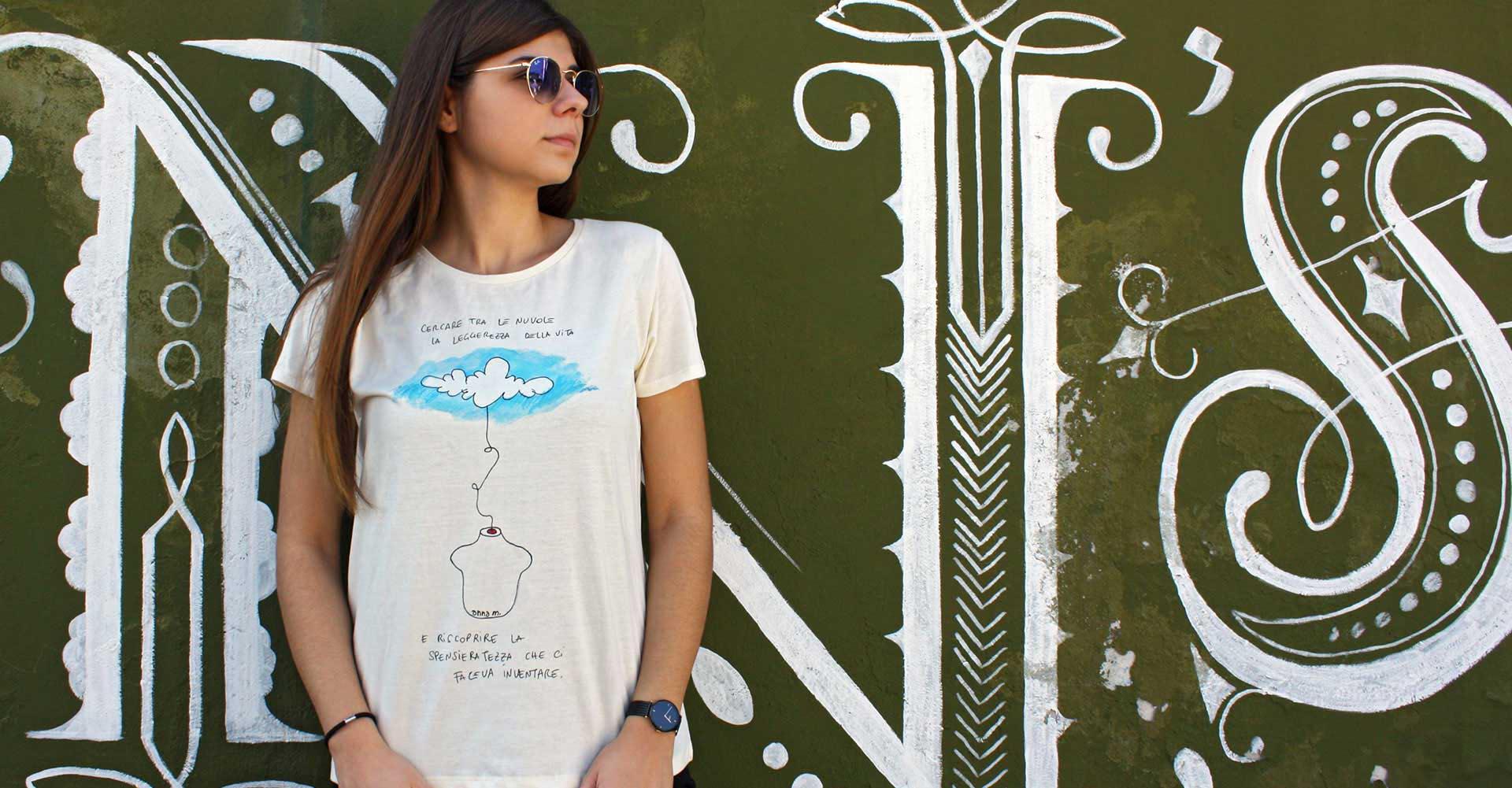 TEENTO Online Shop | T-shirt 100% Cotone Organico - homepage slide 2 TEENTO è il tuo nuovo negozio online! | Scopri le nostre magliette da uomo, donna e bambino | Indossa le t-shirt che più ti appassionano! Wear The Passion!