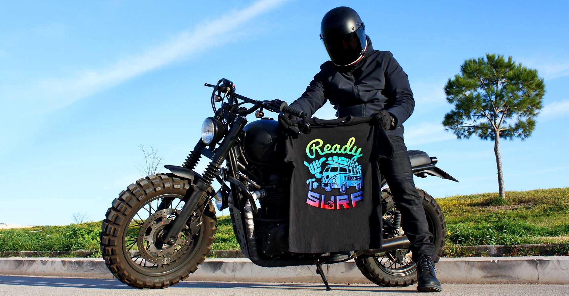 TEENTO Online Shop | T-shirt 100% Cotone Organico - homepage slide 4 TEENTO è il tuo nuovo negozio online! | Scopri le nostre magliette da uomo, donna e bambino | Indossa le t-shirt che più ti appassionano! Wear The Passion!
